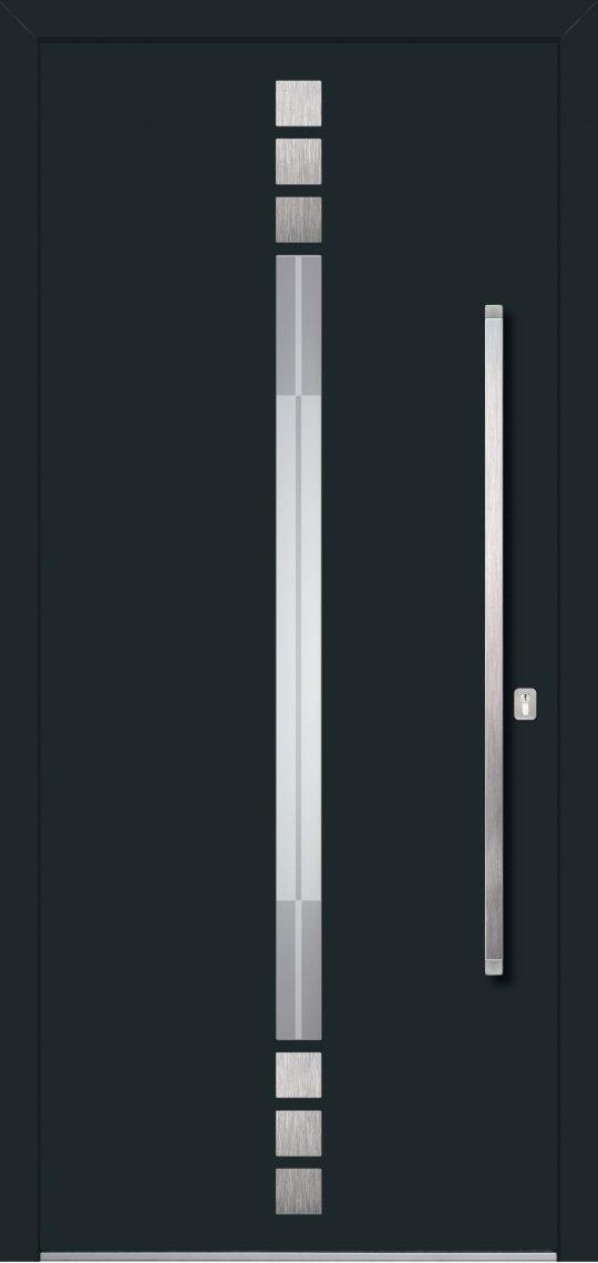 drzwi aluminiowe Bilbao 7016